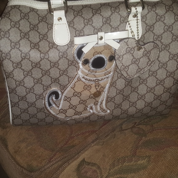 943c13fcf735 Gucci Bags | Authentic Oliver Pug | Poshmark